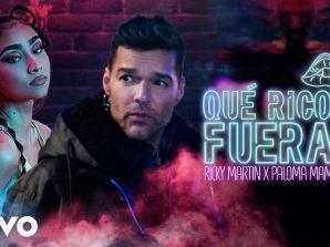 Ο παγκόσμιος καλλιτέχνης και νικητής πολλαπλών GRAMMY, Ricky Martin ξεκινά το 2021 με φρέσκια…